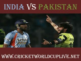 you crazy for watching India vs Pakistan online cricket