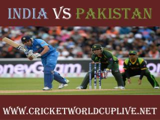 android stream cricket ((( India vs Pakistan )))