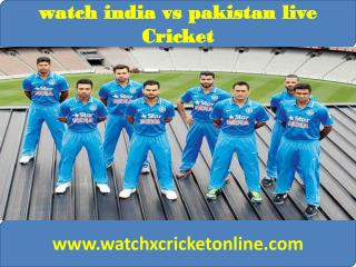 live Cricket Worldcup pak vs ind 15 feb 2015 hd