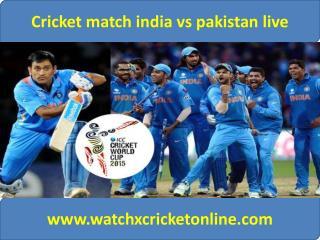 online Cricket pak vs ind live