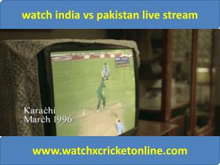 watch pak vs ind 15 feb match