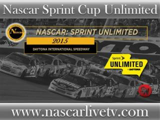 Watch Nascar Sprint Unlimited Online