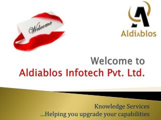 Aldiablos Infotech Pvt Ltd BPO Services - A Transformational