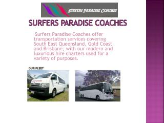 Wedding Transport Gold Coast