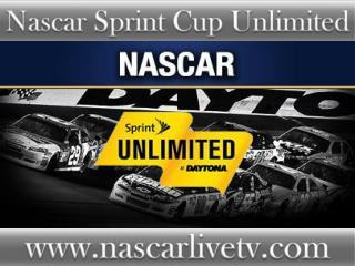Nascar Sprint Unlimited Live Online