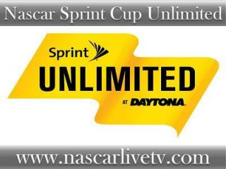 Watch Nascar Sprint Unlimited Live Telecast