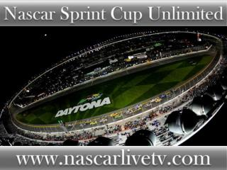 Nascar Sprint Unlimited Live Racing