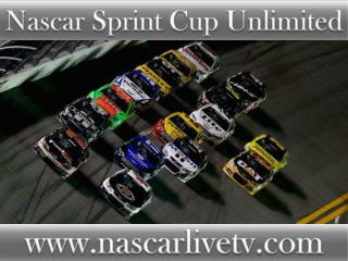Watch Nascar Sprint Unlimited Live Online