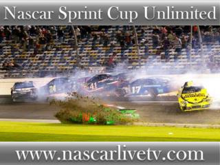 Online Nascar Sprint Unlimited Broadcast