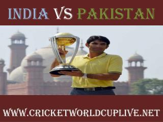 ((( pakistan vs india ))) Live cricket stream