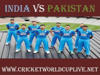 watch ((( pakistan vs india ))) live cricket match 15 feb