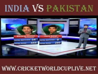 watch pakistan vs india live tv stream
