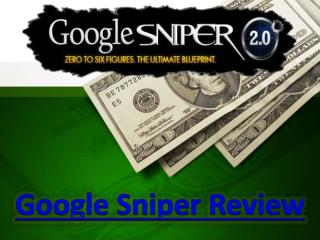 Apply These Secret Techniques To Improve Google Sniper