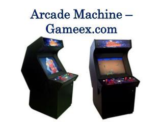 Arcade Machine – Gameex.com