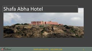 Shafa Abha Hotel Abha Saudi Arabia Luxury hotels