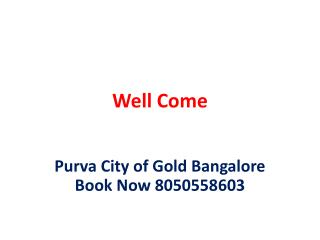 Purva City Of Gold