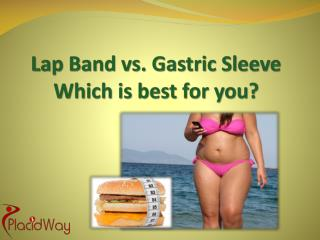 See the Differences: Lap Band vs. Gastric Sleeve