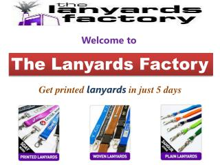 The Lanyards Factory