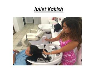 Juliet Kakish Professional Hair Stylists