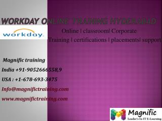 workday online training in usa