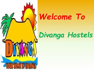 Book Hostels in Taganga at Divanga.com‎