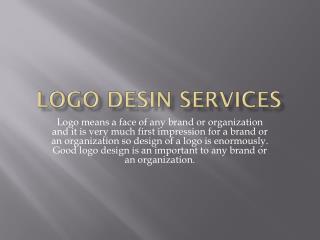 Logo design services India