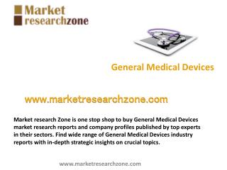 General Medical Devices market research reports