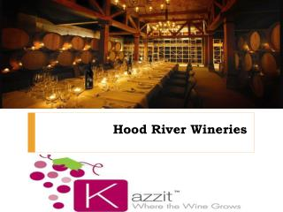 Hood River Wineries