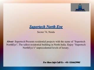 Buy Retail Shops by Supertech North Eye-9266629901