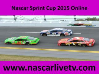 Nascar Sprint Cup 2015 Online