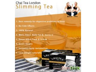 Two Cups Of Body Slim Tea Bags Daily