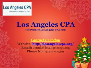 Los Angeles Accounting Firms