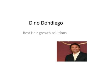 Dino Dondiego Shared Hair Tips