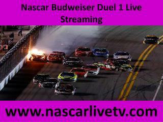 Watch Nascar Complete Laps Budweiser Duel 1