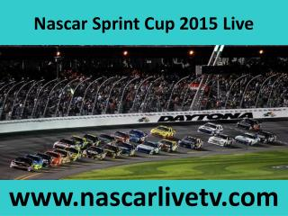 Nascar Sprint Cup 19 feb 2015 Complete Coverage