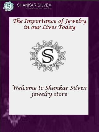 Indian Silver Jewellery