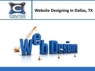 Website Designing in Dallas, TX