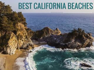 BEST CALIFORNIA BEACHES