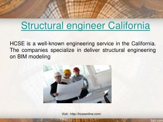 Services by HC Structural Engineering