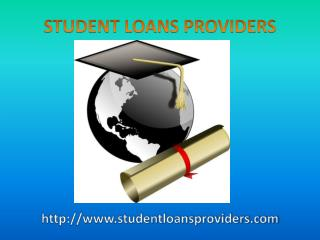 Compare Various Student Loans Providers in USA