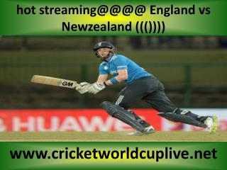 cricket sports ((( Newzealand vs England ))) match live 20 f