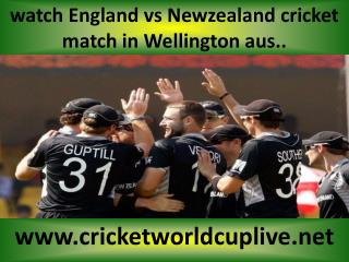 watch Newzealand vs England live tv stream