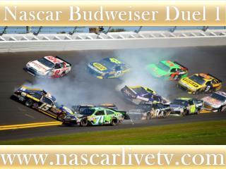 Nascar Budweiser Duel 1 Race