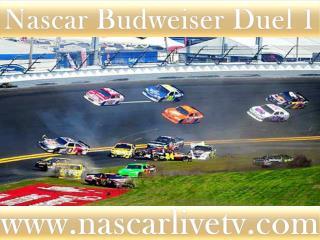 Nascar Sprint Cup 2015 Duel 2 live