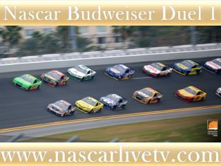 Nascar Budweiser Duel 2 Race