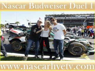 2015 Budweiser Duel 1 AT DAYTONA ONLINE NASCAR