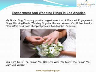 Buy Diamond Engagement Rings from MyBridalRing