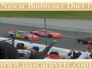 Nascar Daytona 500 Racing live