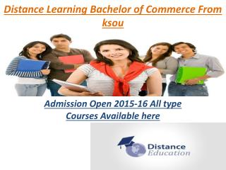 M.COM <#$#$9278888320@@@>>Admission 2015-16 Distance Learnin