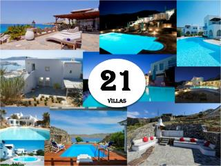 21 villas Collection For your 2015 Mykonos Greek Vacation